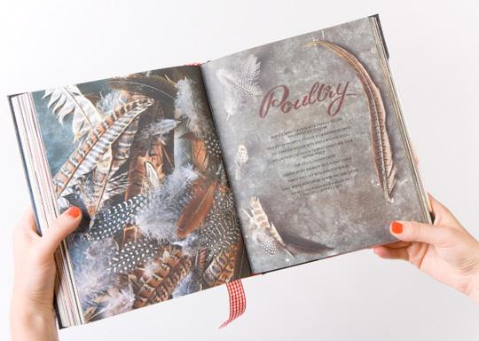 bf41bf10df65a9 Дизайн кулинарной книги